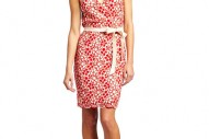 Eva Franco Womens Laurentina Dress