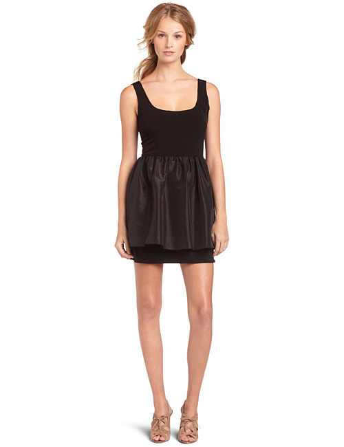 Lbd Laundry By Design Women S Tank With Taffeta Crunch